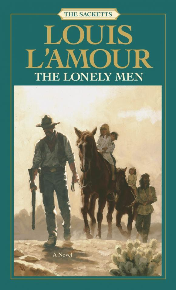 The Lonely Men: The Sacketts the lonely skier