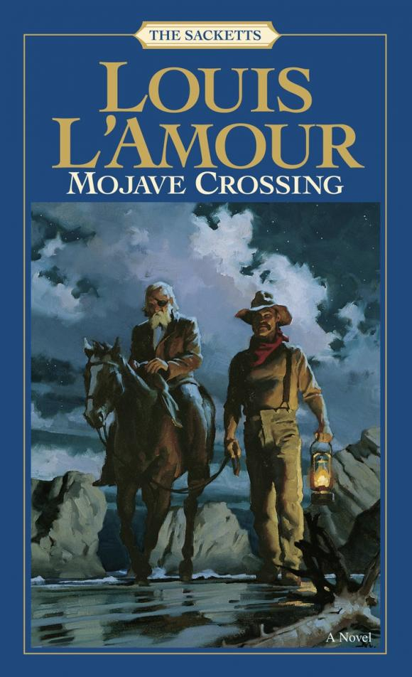Mojave Crossing: The Sacketts after the crossing