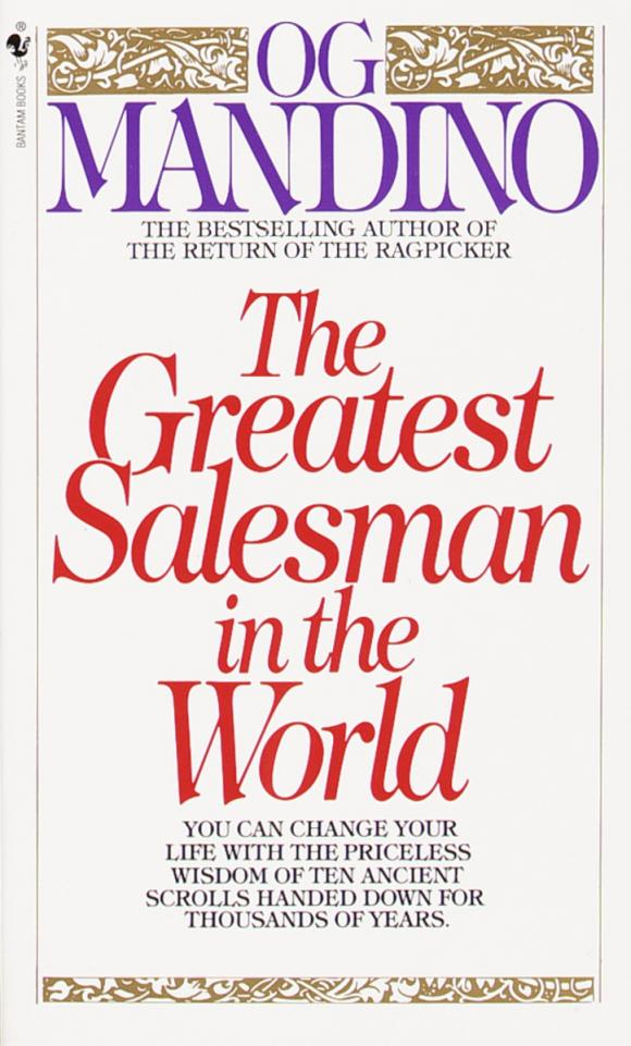 The Greatest Salesman in the World death of a salesman
