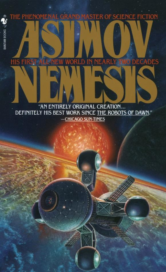 Nemesis from the earth to the moon