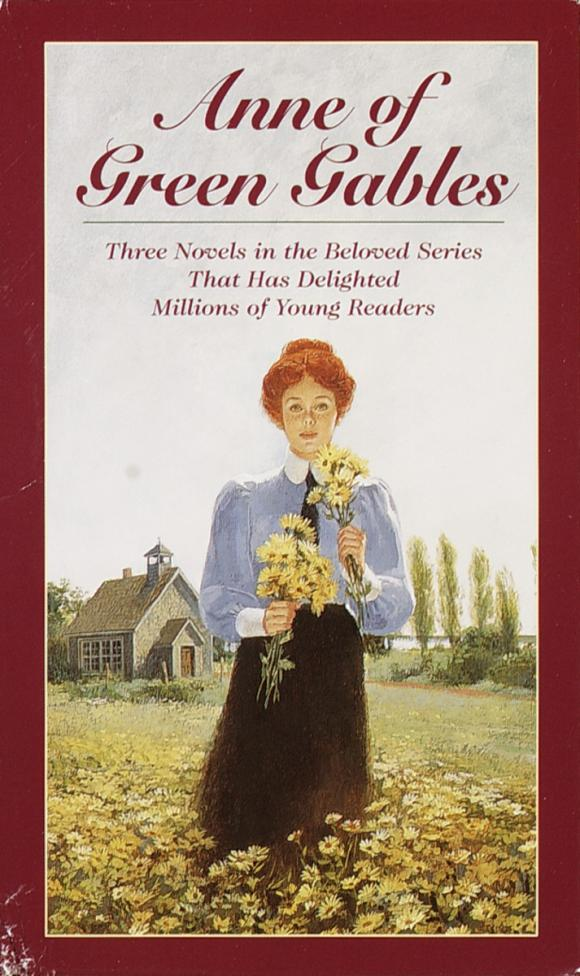 Anne of Green Gables, 3-Book Box Set, Volume I lucy maud montgomery anne of green gables