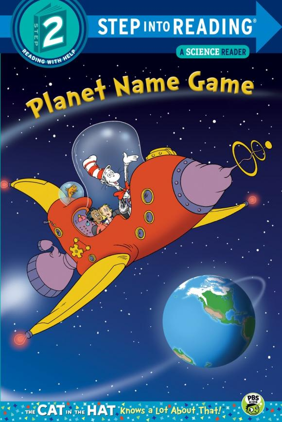 Planet Name Game (Dr. Seuss/Cat in the Hat) the cat with seven names