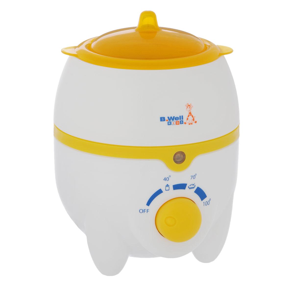 Подогреватель детского питания  B.Well . WK-133 -  Все для детского кормления