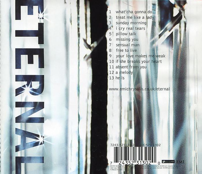 Eternal.  Eternal Warner Music