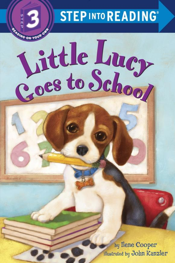Little Lucy Goes to School lucky goes to school