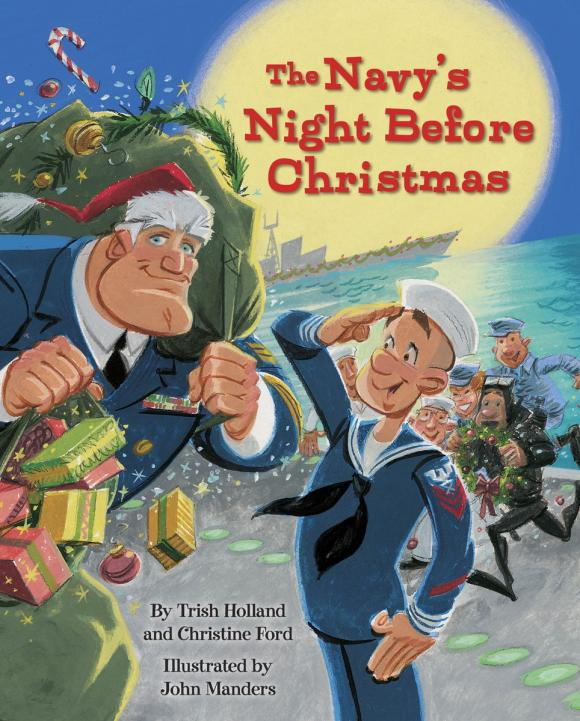 The Navy's Night Before Christmas richard scarry s the night before the night before christmas
