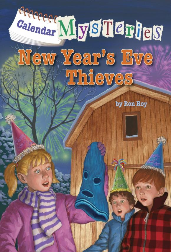 Calendar Mysteries #13: New Year's Eve Thieves sw honor among thieves