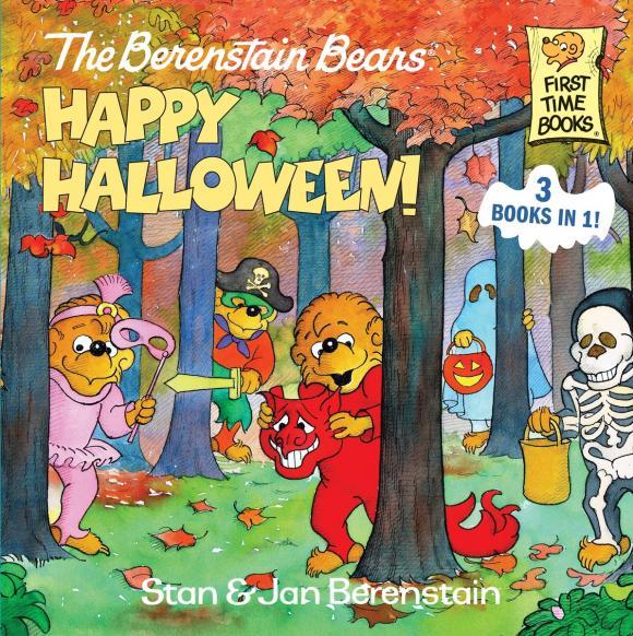 Купить The Berenstain Bears Happy Halloween!,