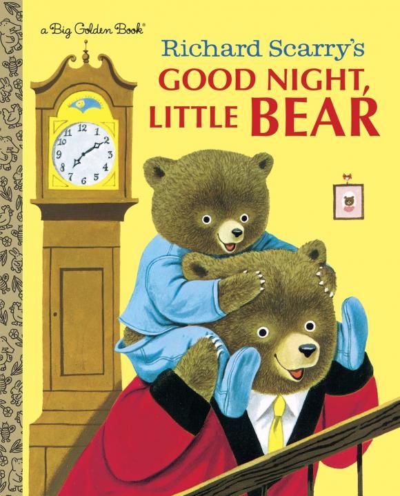 Купить Richard Scarry's Good Night, Little Bear