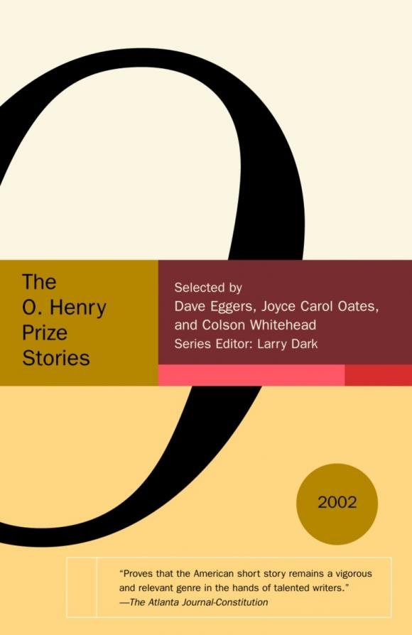 The O. Henry Prize Stories 2002 prize stories 1989