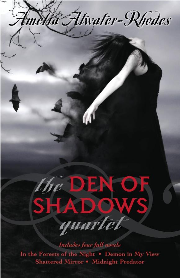 The Den of Shadows Quartet den blaa diamanten