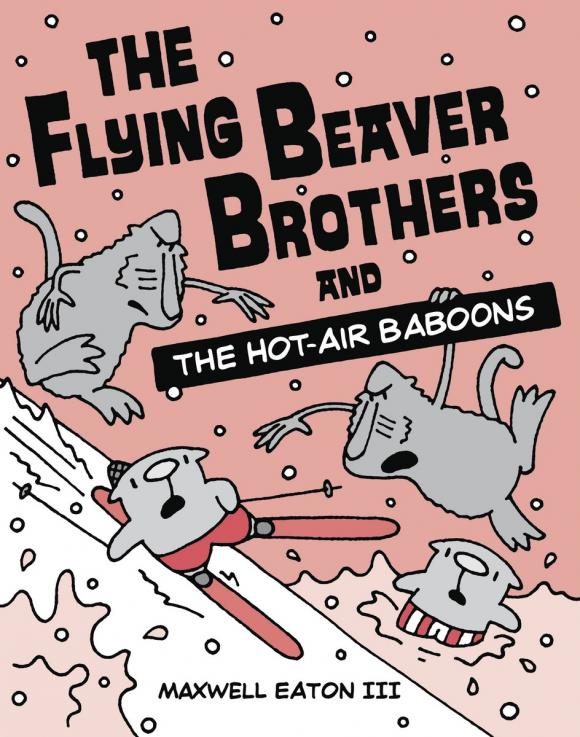 Купить The Flying Beaver Brothers and the Hot Air Baboons
