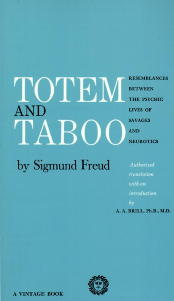 Totem and Taboo breaching the guilt taboo