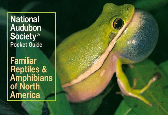 National Audubon Society Pocket Guide to Familiar Reptiles and Amphibians