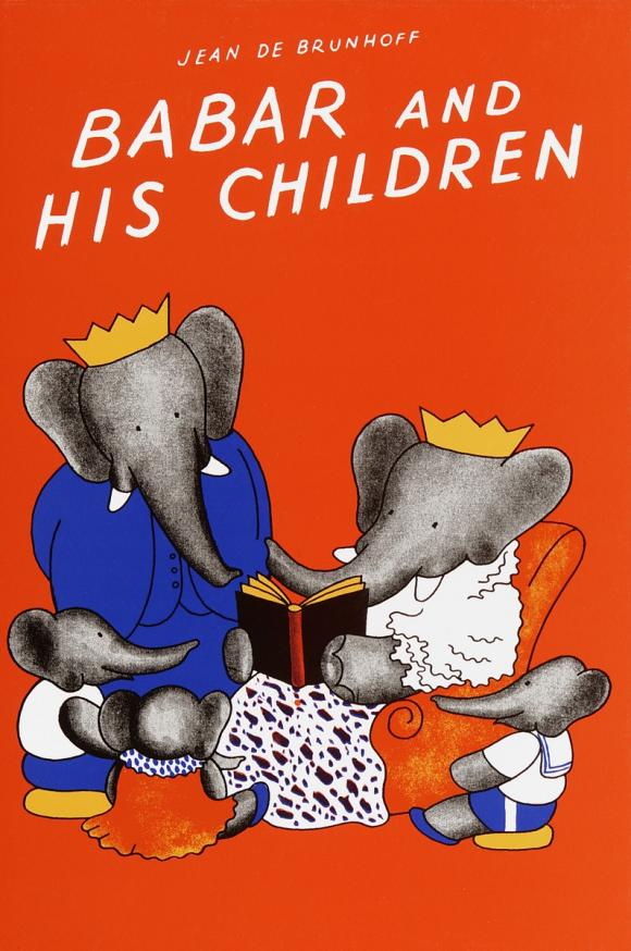 Babar and His Children laurent de brunhoff babar visits another planet