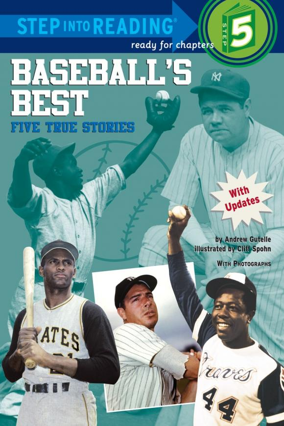 Baseball's Best: Five True Stories купить