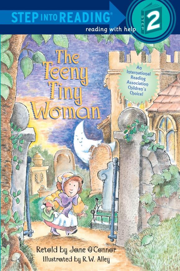 Купить The Teeny Tiny Woman