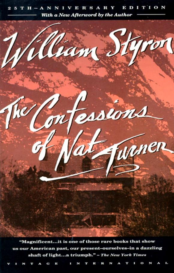 The Confessions of Nat Turner m e thomas confessions of a sociopath
