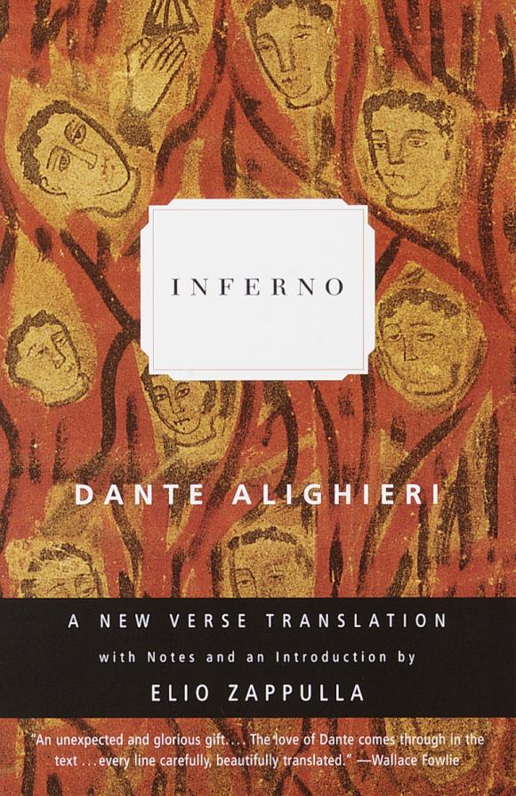 an analysis of the book the inferno by dante
