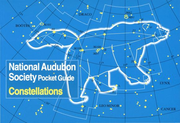 National Audubon Society Pocket Guide to Constellations of the Northern Skies national geographic pocket guide to the night sky of north america