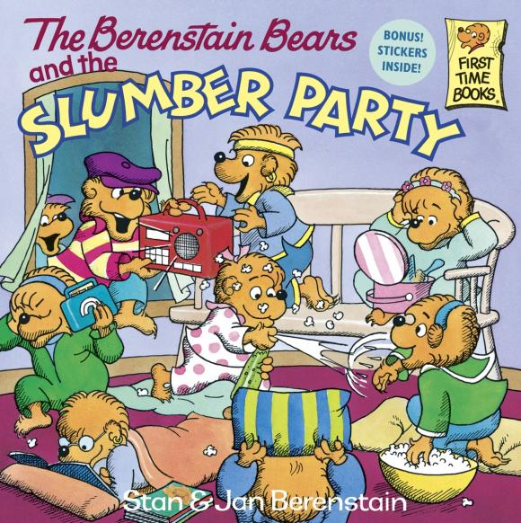 The Berenstain Bears and the Slumber Party the berenstain bears and too much pressure