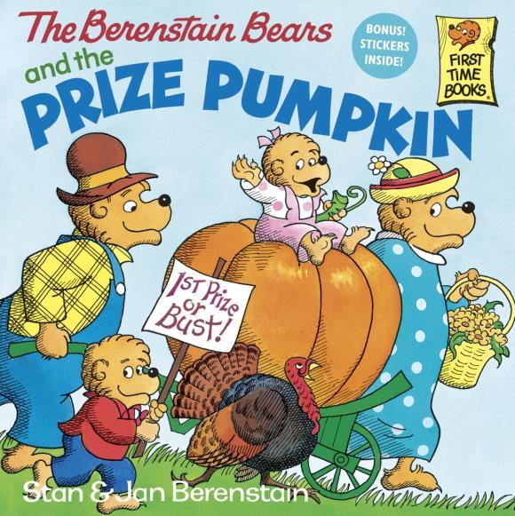 купить The Berenstain Bears and the Prize Pumpkin по цене 639 рублей