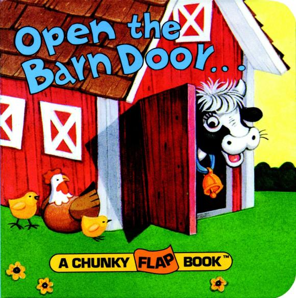 Купить Open the Barn Door, Find a Cow