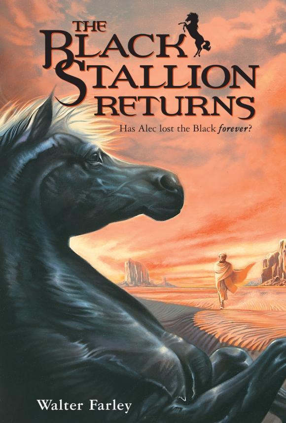 The Black Stallion Returns stallion