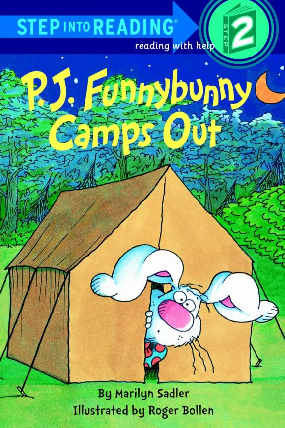 P. J. Funnybunny Camps Out беспроводная акустика interstep sbs 150 funnybunny blue is ls sbs150blu 000b201