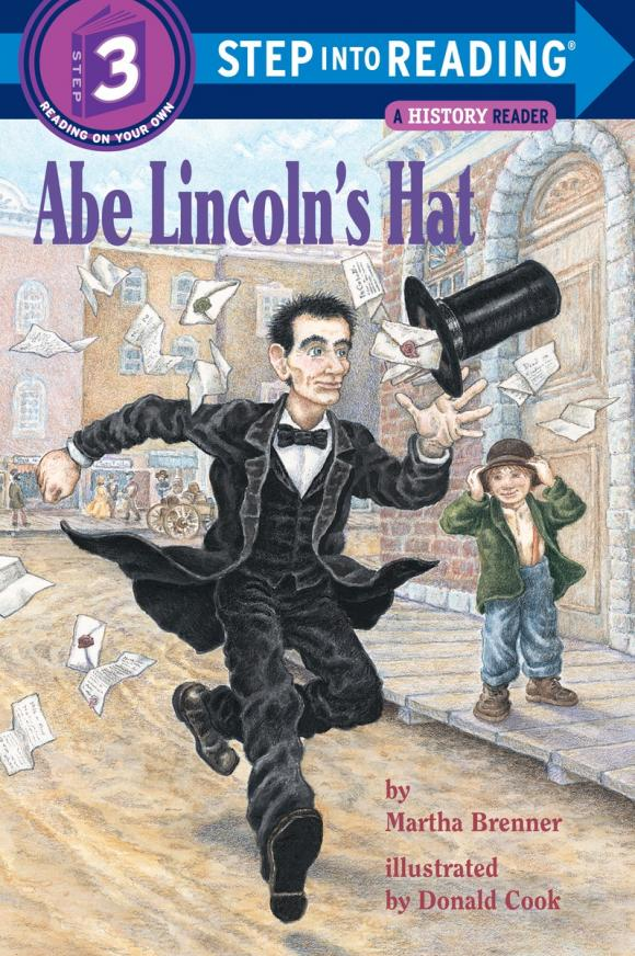 Abe Lincoln's Hat st george judith stand tall abe lincoln