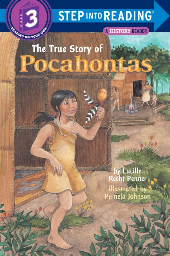 The True Story of Pocahontas lucille rech penner the true story of pocahontas