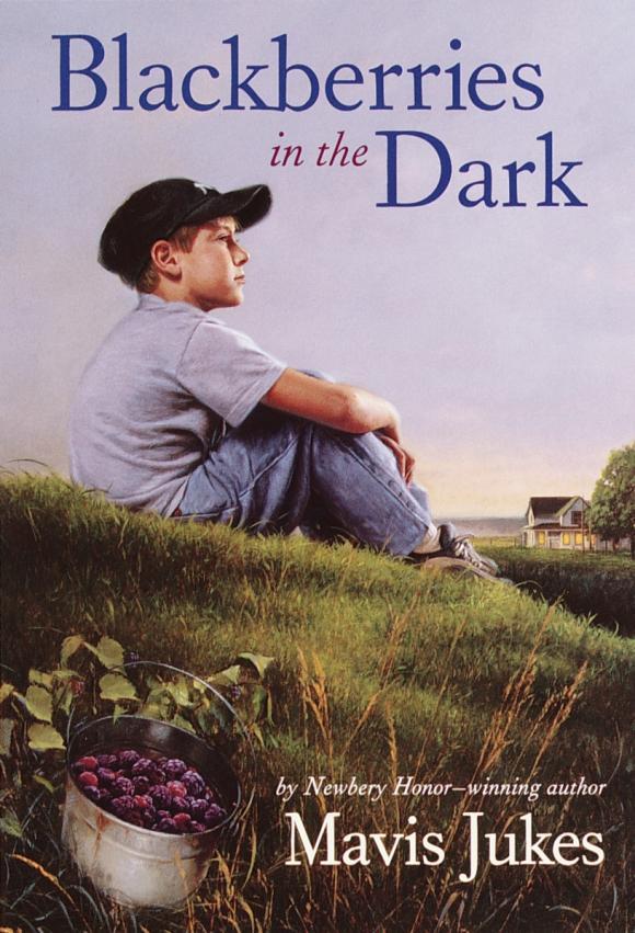 Blackberries in the Dark whispers in the dark