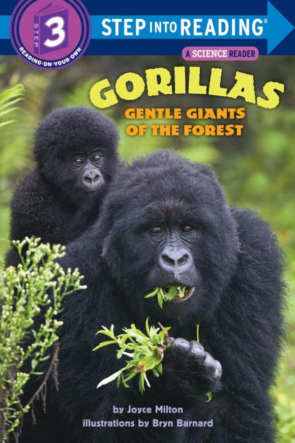 Купить Gorillas: Gentle Giants of the Forest