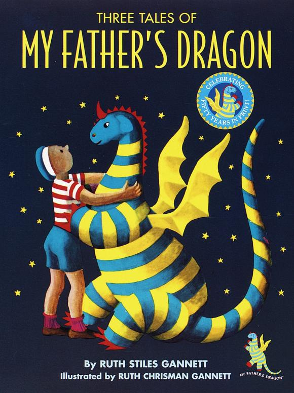 Three Tales of My Father's Dragon tales of ise