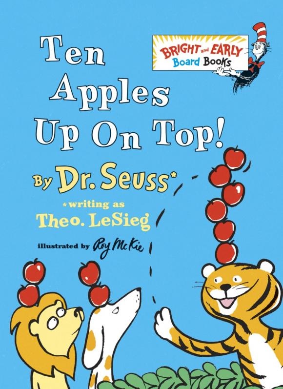 Ten Apples Up on Top! seeing things as they are
