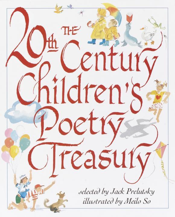 The 20th Century Children's Poetry Treasury 20th century fox