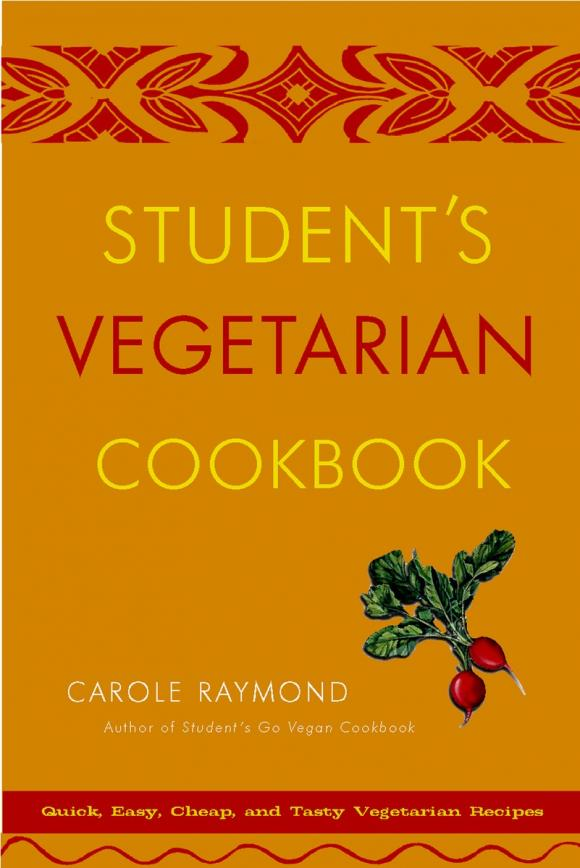 Student's Vegetarian Cookbook, Revised платье quelle concept club 1014205