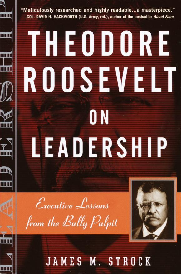 Theodore Roosevelt on Leadership шапка harrison theodore short beanies green