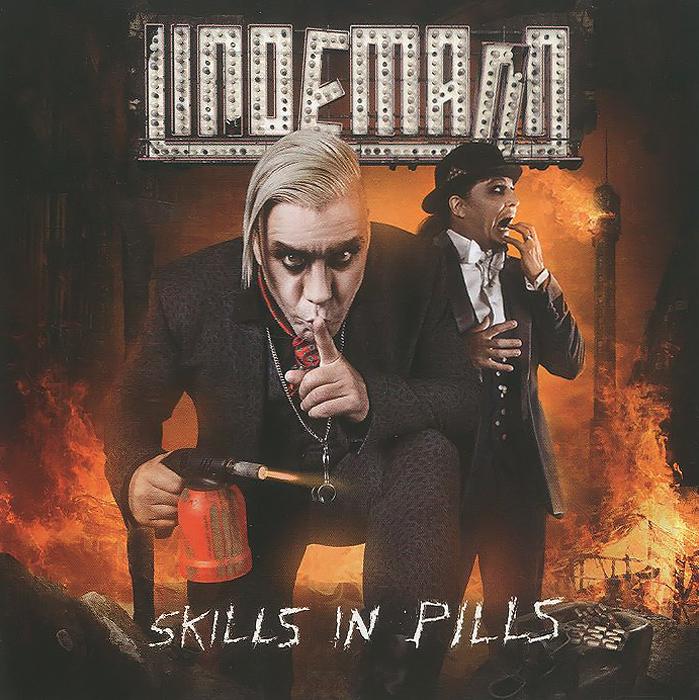 Тилл Линдеманн Lindemann. Skills In Pills lindemann