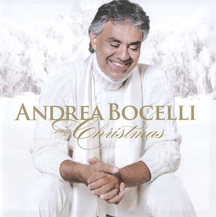 Андреа Бочелли Andrea Bocelli. My Christmas андреа бочелли andrea bocelli concerto one night in central park super deluxe edition 2 cd 2 dvd