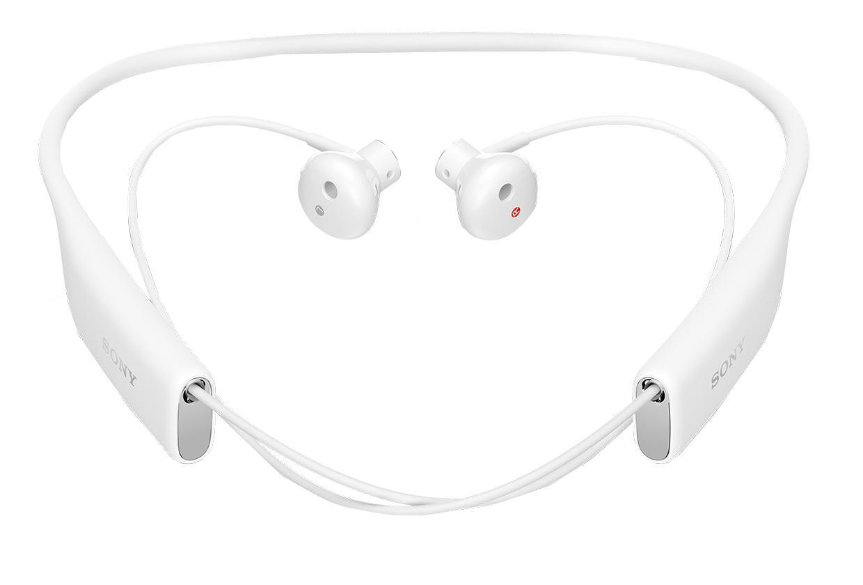 Sony SBH70, White Bluetooth-гарнитура гарнитура devia smart bluetooth 4 1 headset white