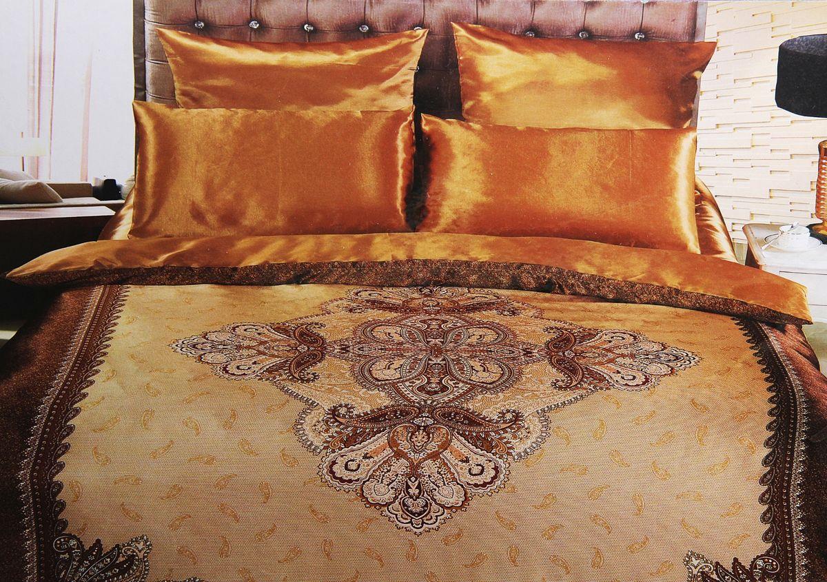 Комплект белья Этель, 2-спальный, наволочки 50x70, 70x70. 121686121686