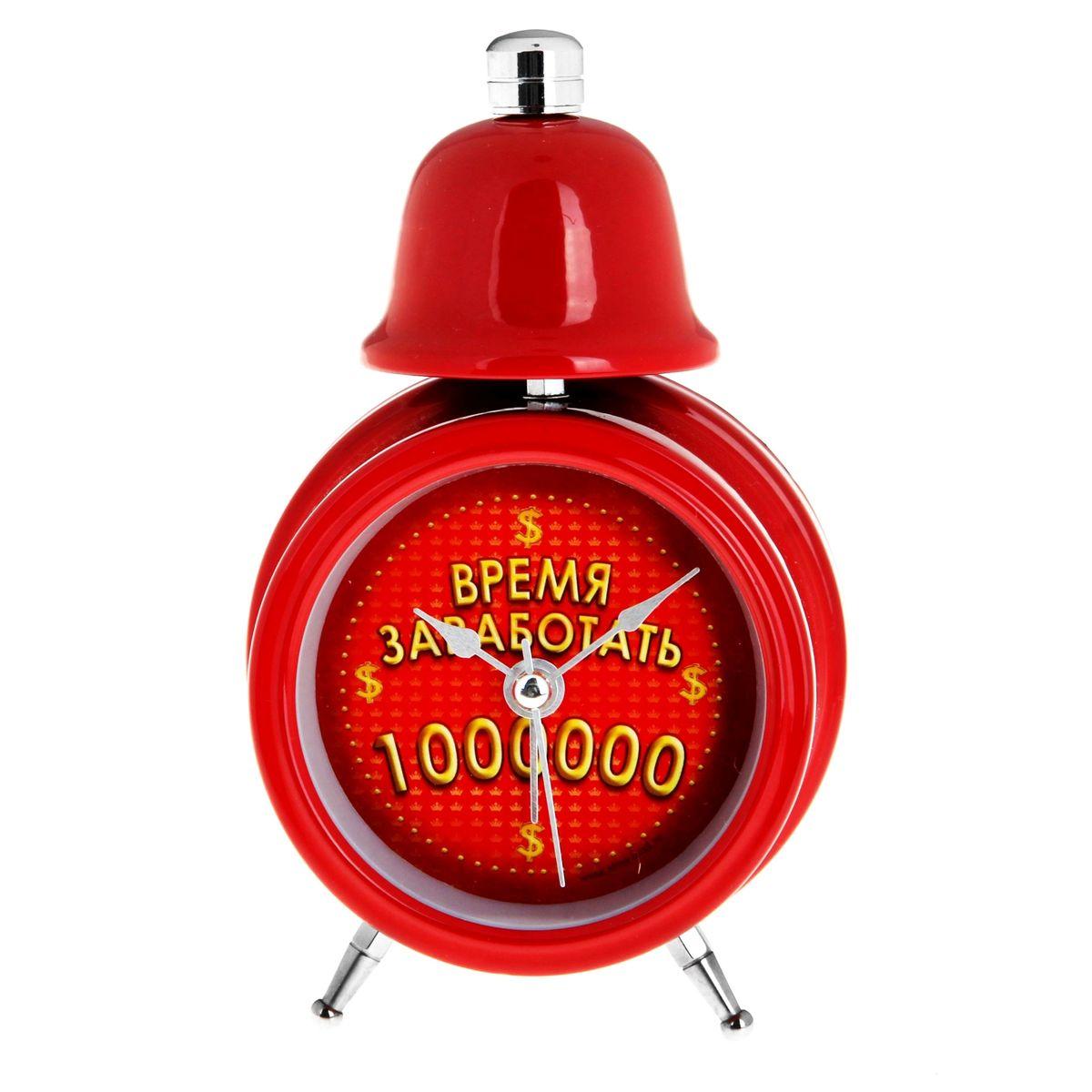 Часы-будильник Sima-land Время заработать186716Как же сложно иногда вставать вовремя! Всегда так хочется поспать еще хотябы 5 минут ибывает,что мы просыпаем. Теперь этого не случится! Яркий, оригинальный будильникSima-land Время заработатьпоможет вам всегдавставать в нужное время и успевать везде и всюду. Будильник украсит вашукомнату и приведет в восхищение друзей. Время показываетточно и будит вустановленный час. На задней панели будильника расположены переключательвключения/выключения механизма,атакже два колесика для настройки текущего времени и времени звонкабудильника. Также будильник оснащен кнопкой, при нажатии и удержании которой, подсвечивается циферблат.Будильник работает от 1 батарейки типа AA напряжением 1,5V (не входит в комплект).