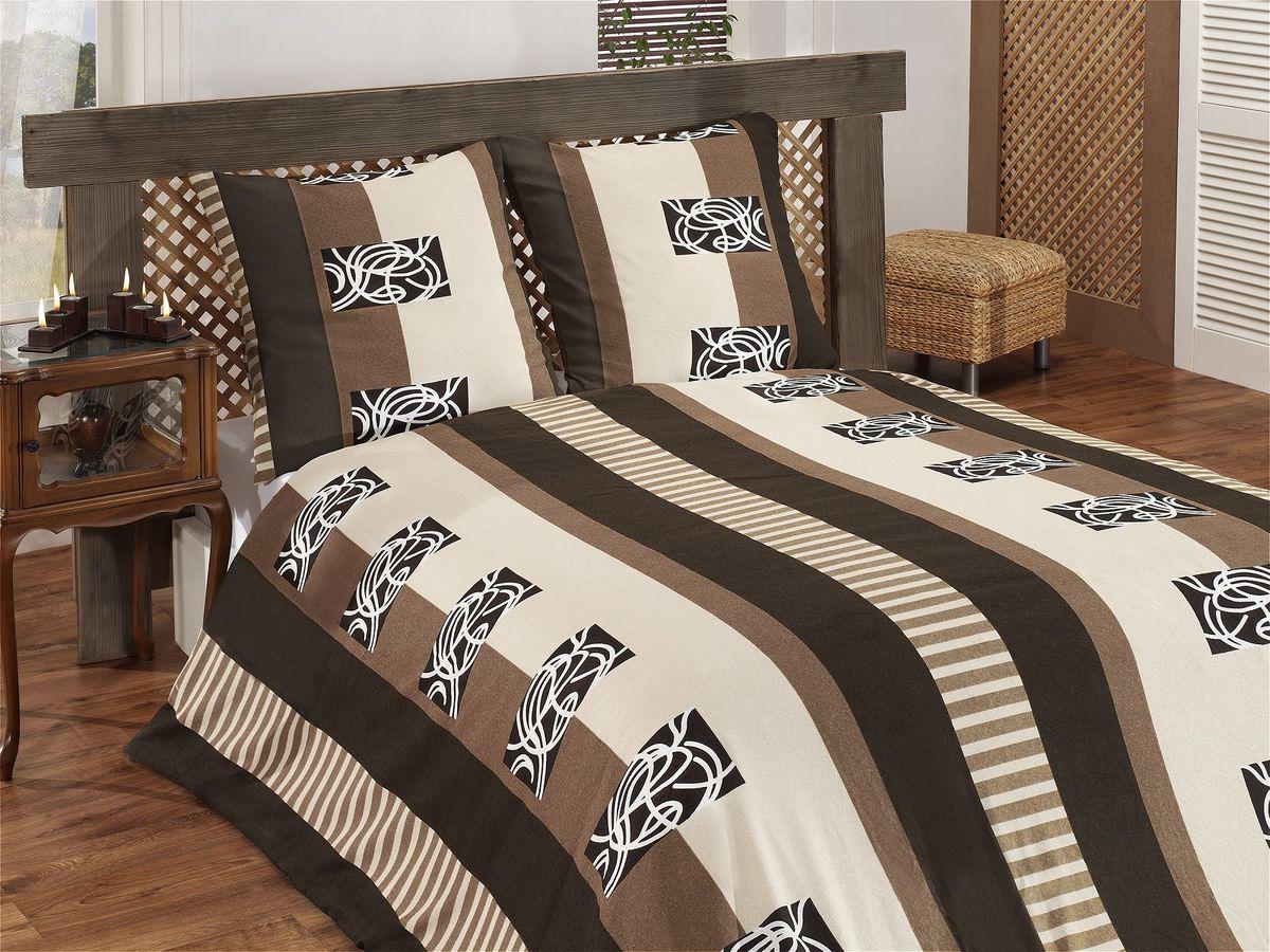 Комплект белья ANTALYA, 1,5-спальный, наволочки 70x70. 778016778016Комплекты махрового постельного белья торговой марки ANTALYA изготовлены из натуральной хлопковой ткани с незначительным добавлением полиэстера, не более 15%, для эластичности полотна. Ворсовая поверхность постельного белья может быть как односторонней, так и двусторонней.