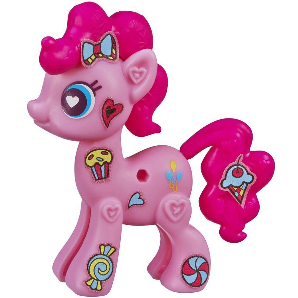 My Little Pony Pop Игровой набор Pinkie Pie майка классическая printio my little pony герб pinkie pie пинки пай
