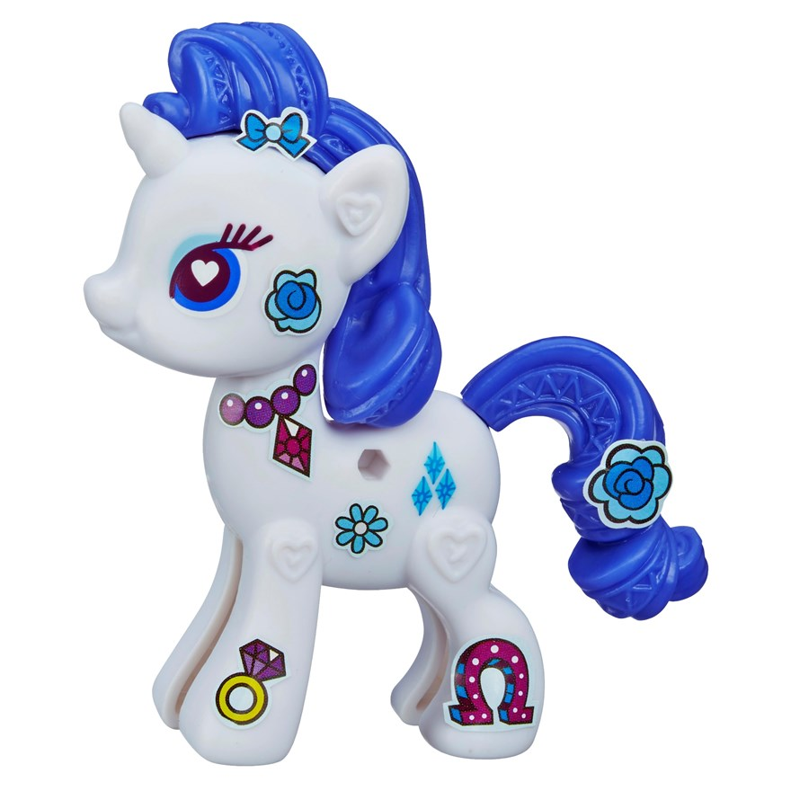 My Little Pony Pop Игровой набор Rarity my little pony игровой набор dress shop rarity