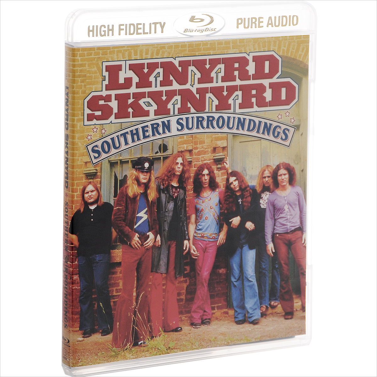 Lynyrd Skynyrd Lynyrd Skynyrd. Southern Surroundings (Blu-Ray Audio) francis rossi live from st luke s london blu ray