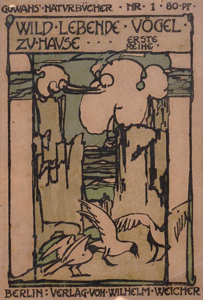 Wild Lebende Voegel zu HauseX106Берлин, 1911 год. Издательство Verlag von Wilhelm Weicher.Издание с 60 фотографиями.Оригинальная обложка и оригинальная суперобложка из кальки.Сохранность хорошая. Надрывы на суперобложке.Задача книг из серии Gowans nature books зародить в читателе любовь к родной природе и пробудить интерес к ее изучению. Представленное издание посвящено диким птицам и содержит 60 фотографий различных видов, а также небольшую пояснительную статью.Не подлежит вывозу за пределы Российской Федерации.