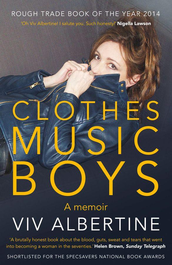 Clothes, Clothes, Clothes. Music, Music, Music. Boys, Boys, Boys. the rap year book