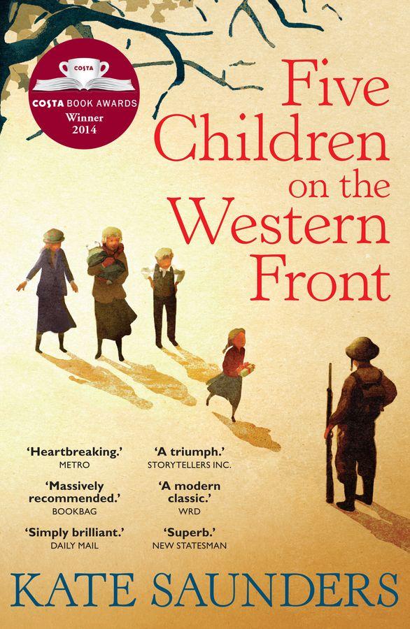 купить Five Children on the Western Front дешево